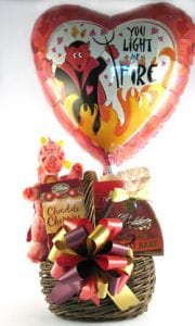 Valentine you Light my Fire