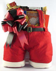 Santa's Got Chocolate