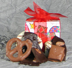 Belgian Chocolate Christmas