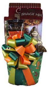 Fall Snacks Gift Basket