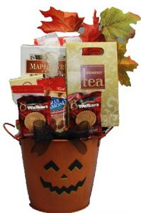 Pumpkin Spiced Gift Basket