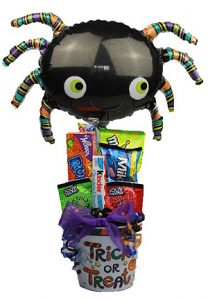 Trick Or Treat Delights Gift Basket