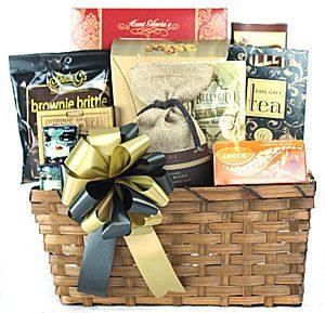 Refined Gift Basket