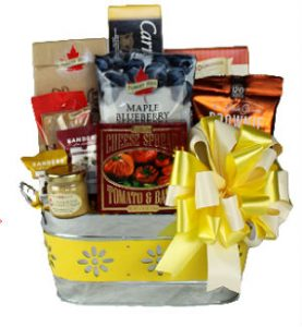 Mother's Day Munch Gift Basket