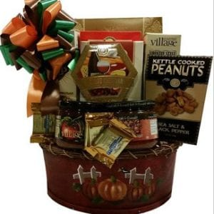 Thanksgiving Gift Baskets-Autumn Gift Baskets