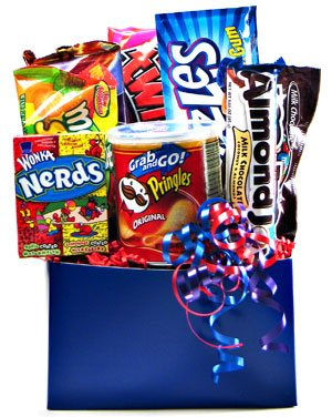 candytown Gift Basket