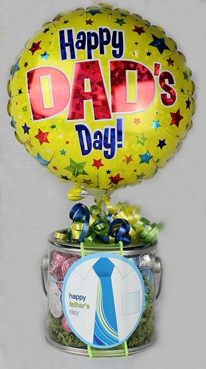fathers day gift bucket