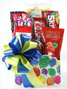 its my birthday Gift Basket