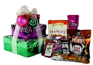 Simply Dazzling Gift Tower