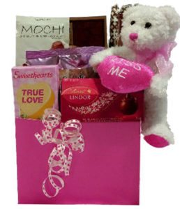 Sweets For My Sweetie Gift Basket