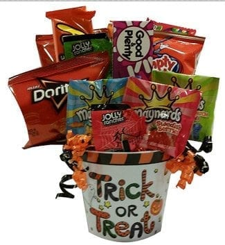 Childrens Halloween Gift Basket Ideas And Gifts
