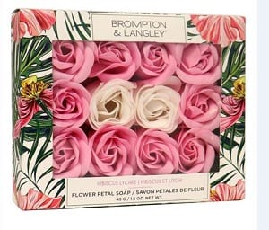 Brompton & Langley Flower Petal Soap