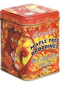 Canada-True-Maple-Tree-Droppings