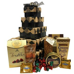 Deluxe Simply Dazzling Gift Tower