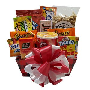 For Kids Only Gift Basket