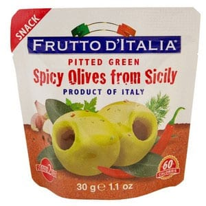 Frutto-D'Italia-Italian-Pitted-Green-Spicy-Olives-30g