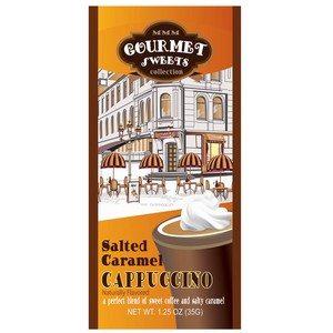 McSteven's Gourmet Salted Caramel Cappuccino 35g-1.25oz