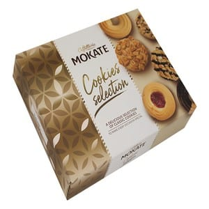 Mokate Cookies Selection 260g-9.71 oz