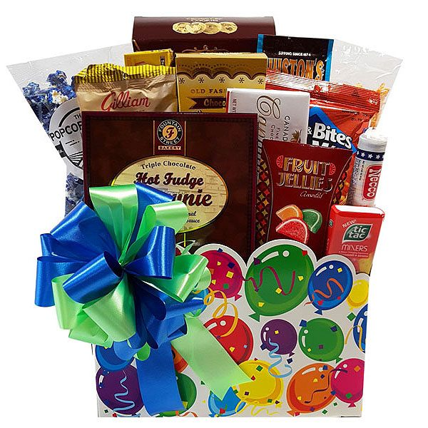 Party!Party! Gift Basket
