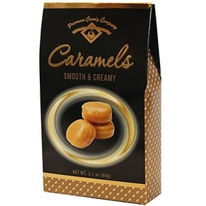 Primrose Caramels Large Black 60g-2.1 oz