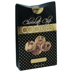 Sonia's Favourite Choc Chip Cookies Black57g-2oz