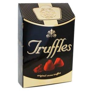 Truffettes de France Truffles Large Tote Black 100g-3.5oz