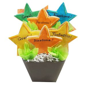 You're A Star Cookie Bouquet