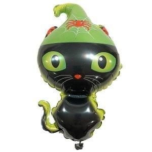 Halloween Cat Balloon