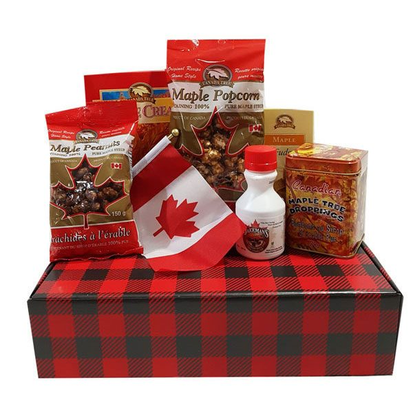 Canada 150 Gift Basket