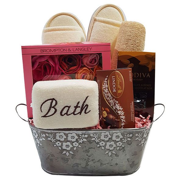 Chocolate and Roses Gift Basket