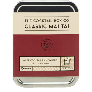 Classic Mai Tai Cocktail kit provides the premium ingredients needed to prepare 3 perfectly tasting cocktails (alcohol not included with kit). Can be prepared as Mocktail.