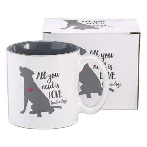 Dog Mug-Ceramic