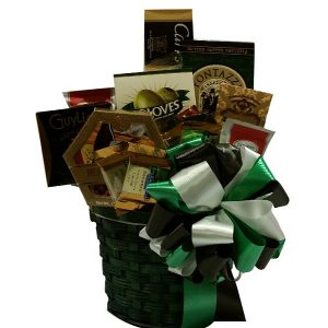 Evergreen Gift Basket