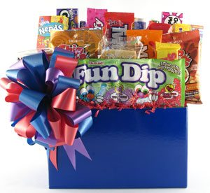 everyday student survival Gift Basket