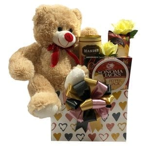From The Heart Gift Basket