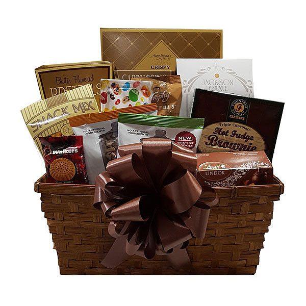 Goodie Gift Basket