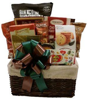 Gourmet Goodness Gift Basket