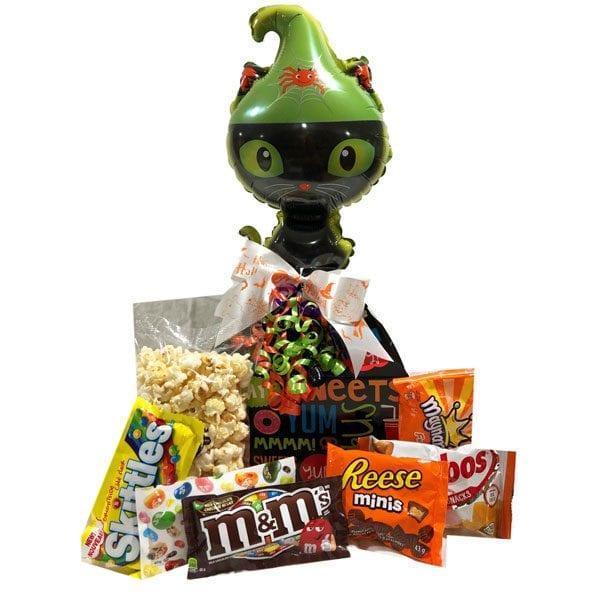 Halloween Snack Attack Gift Basket