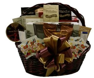Classic Romance Gift Basket