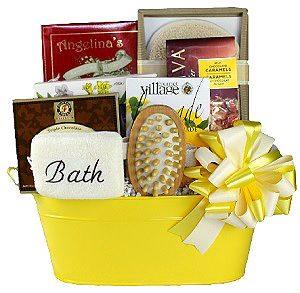 Honey Blossom Gift Basket