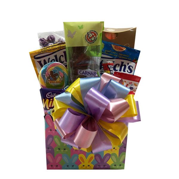 Hop To It Easter Gift Basket