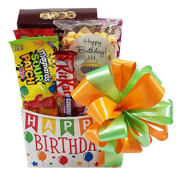 Its My Birthday Gift Basket