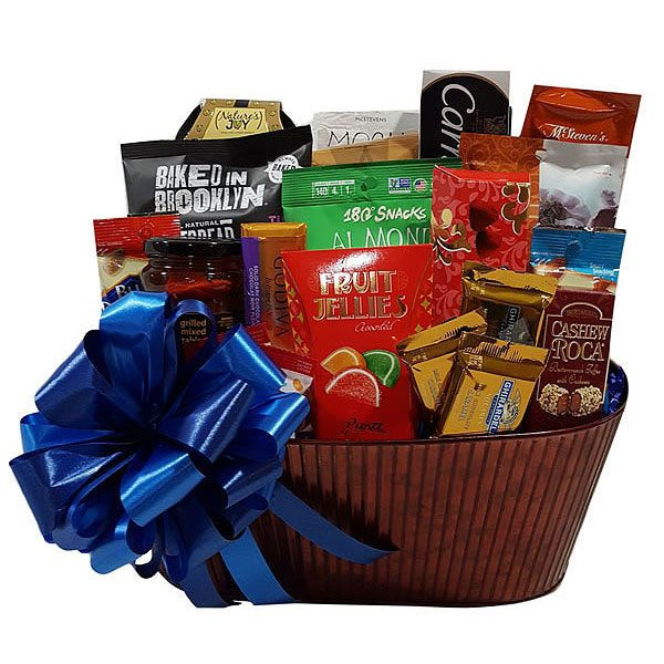 Get Well Gift Baskets and Food Gift Baskets