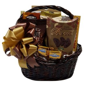 Little Snacker Gift Basket