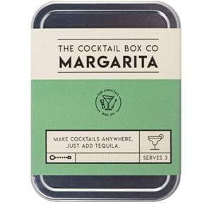 Margarita Cocktail kit provides the premium ingredients needed to prepare 3 perfectly tasting cocktails (alcohol not included with kit). Can be prepared as Mocktail.