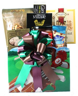 On The Green Gift Basket