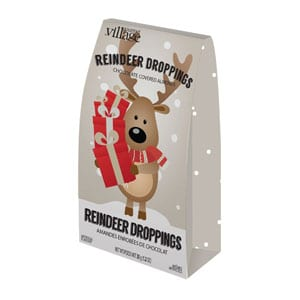 Reindeer Droppings (cherry jelly beans)