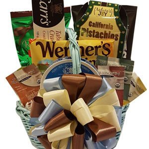 Sugar free gift baskets diabetic friendly gift baskets in canada saying no to sugar negle Gallery