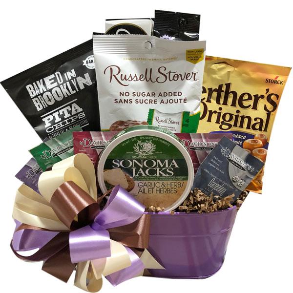 Diabetic Gift Baskets Canada|Diabetic