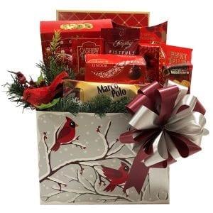 Spirit of Christmas Gift Basket